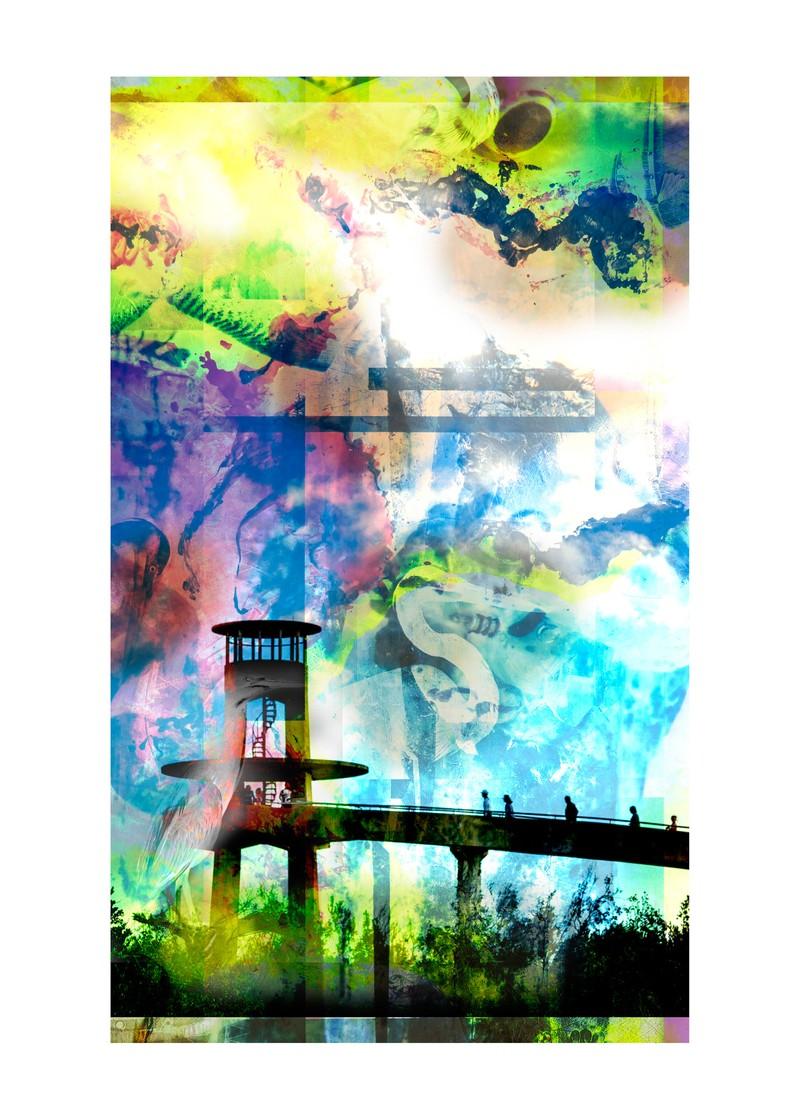 Artwork – Afterlife, Dreams of My Past Wanderings., 2020