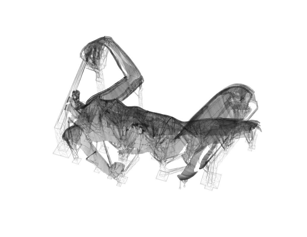 Artwork – Machines for Suffering VII: Blueprint II, 2019