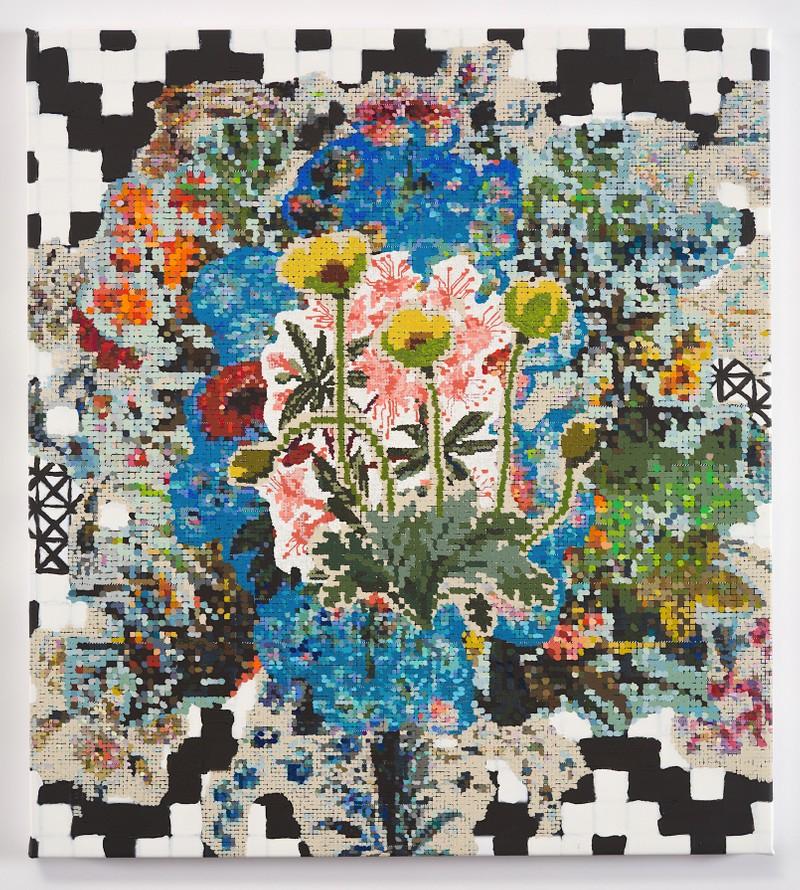 Artwork – Remix with Iceland Poppy, 2020