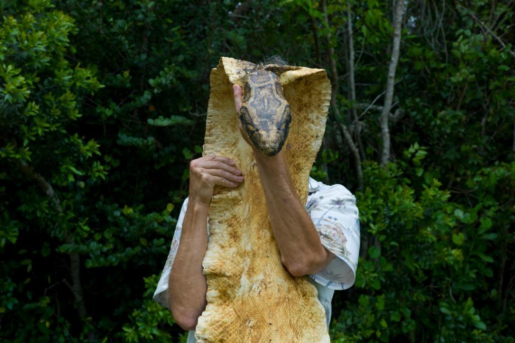 Artwork – Animal Masks #2, 2015