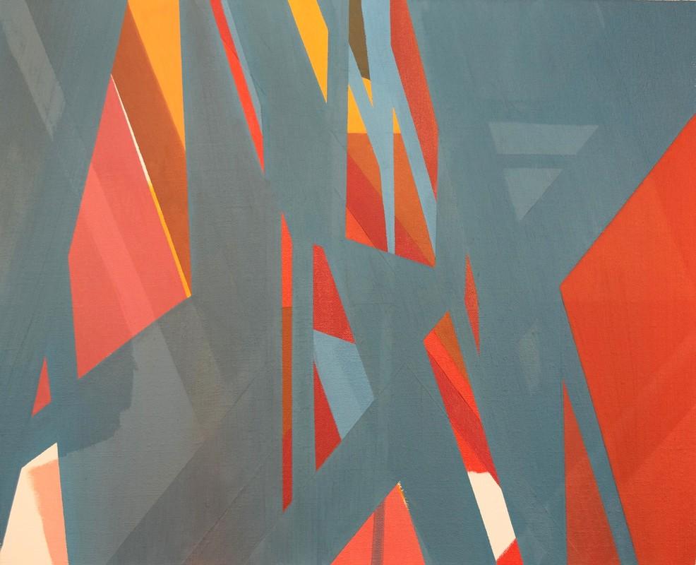 Artwork – Rhythm Notes (for JH), 2017