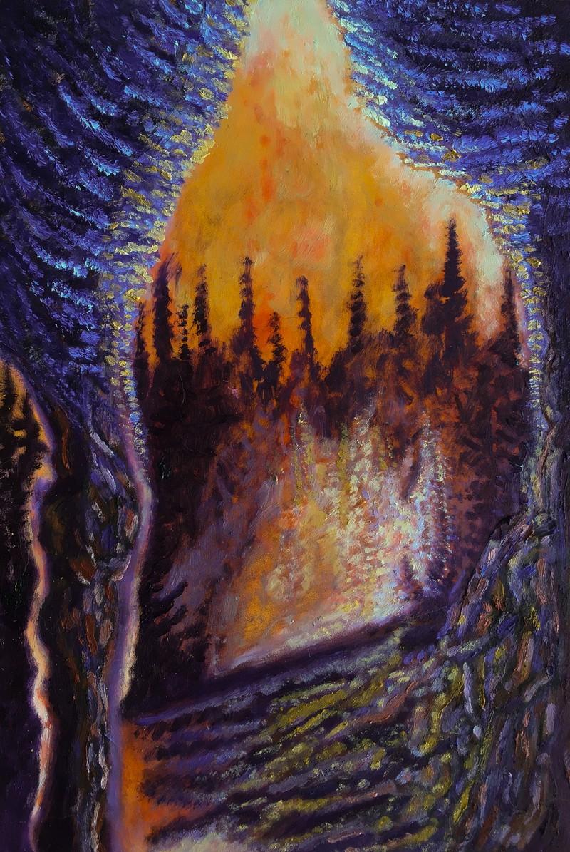 Artwork – Tether, 2020