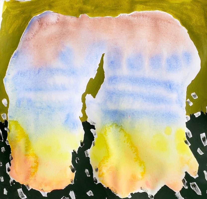 Artwork – Mind Melt/Fleeting, 2020