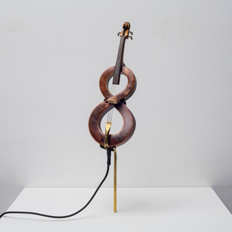 Artwork – Infinity Violin, 2016