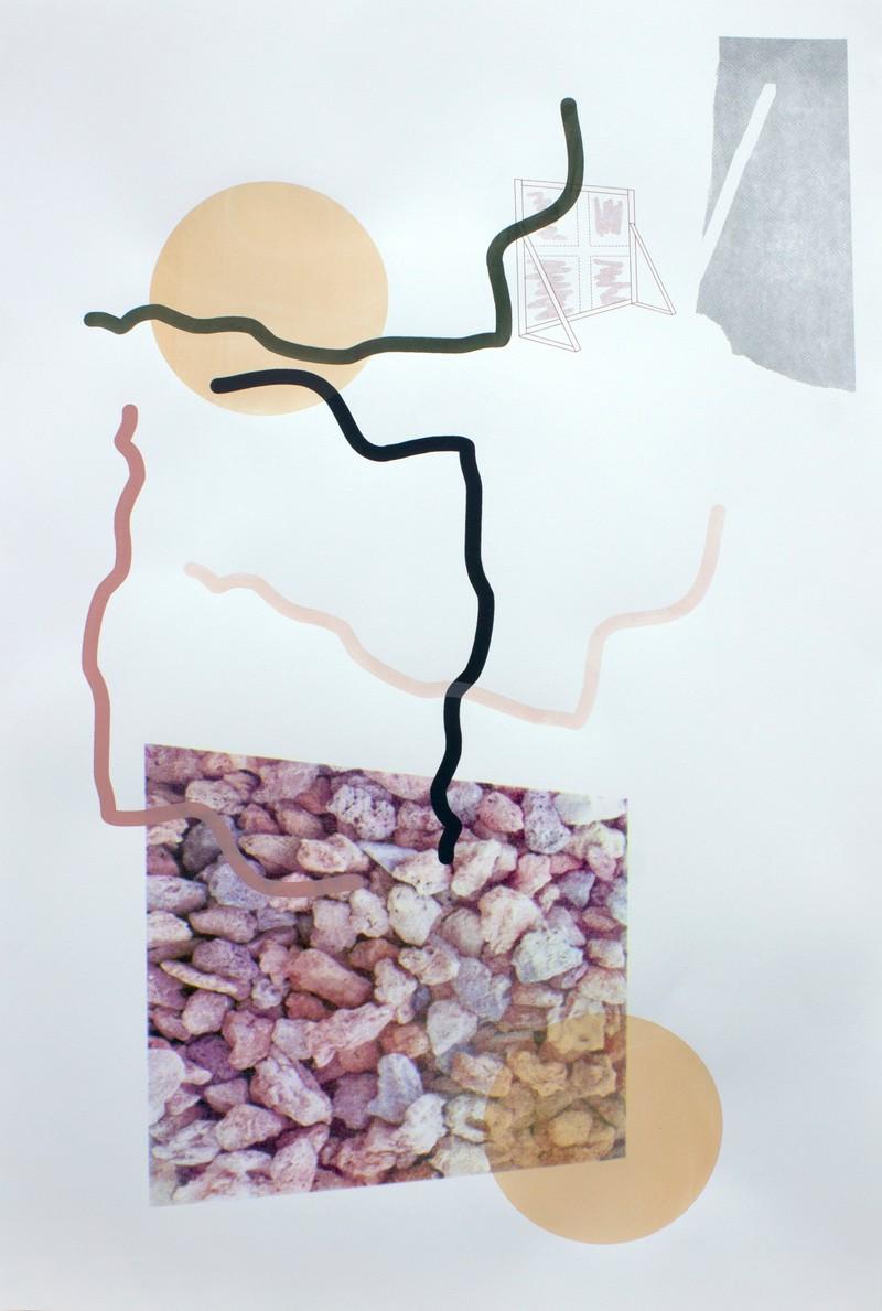 Artwork – Pumice Float, 2020