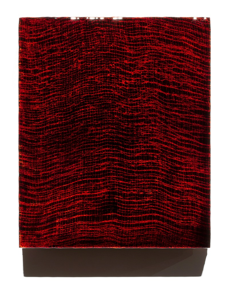 Artwork – ROZE (red/copper), 2020