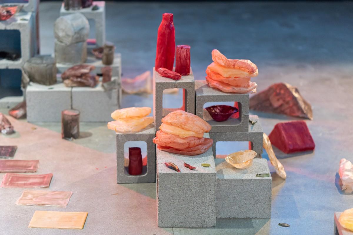 Artwork – Fire Kit, 2020