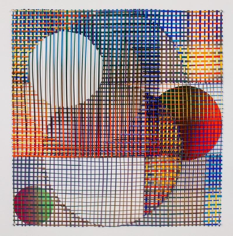 Artwork – Passing Through (first matrix), 2021