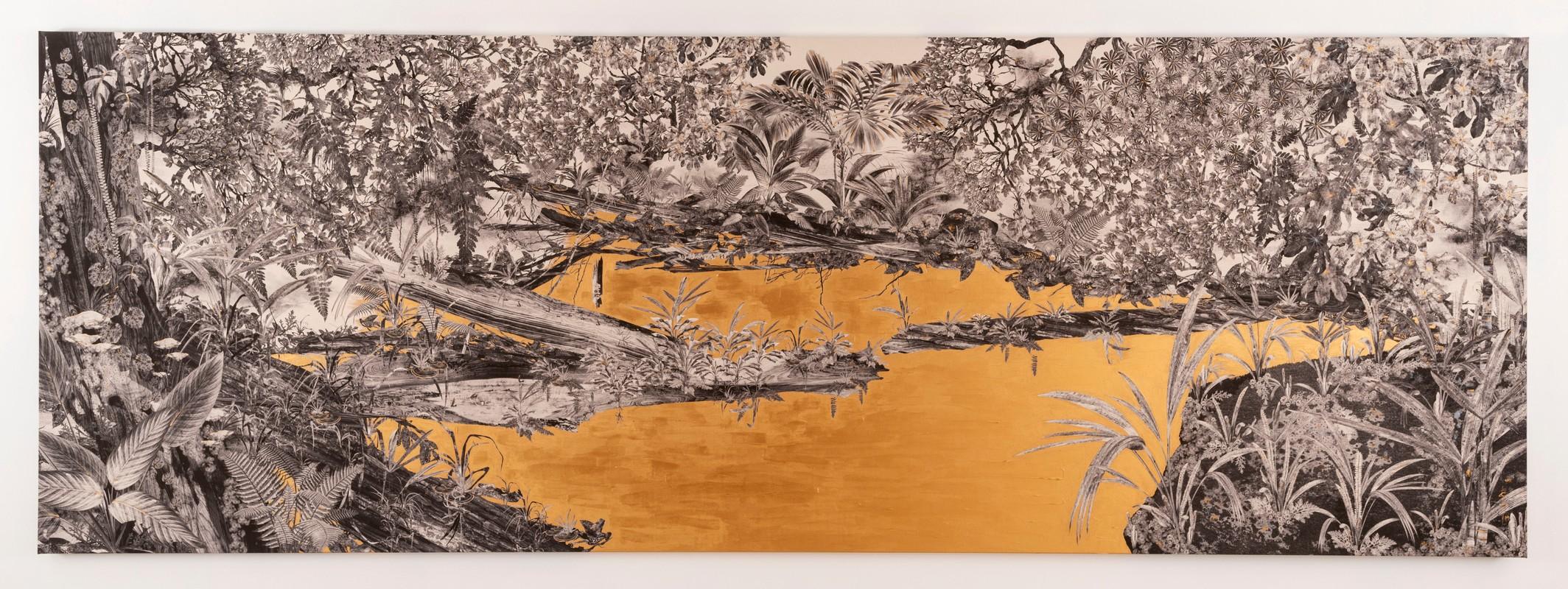 Artwork – El río en el que nos bañamos, 2019