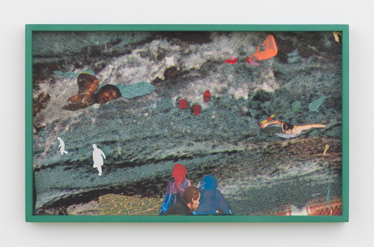 Artwork – Landscape in the water, 2020