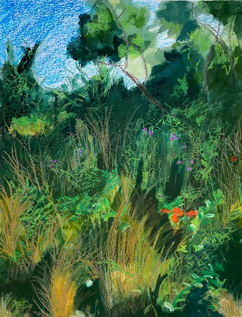 Artwork – Chappaquiddick Wildflowers, 2020