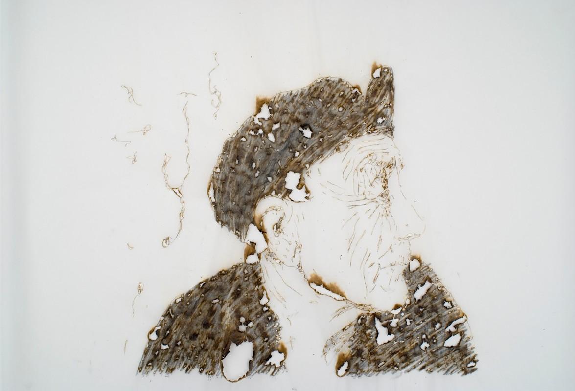 Artwork – Old Man, China, 2007