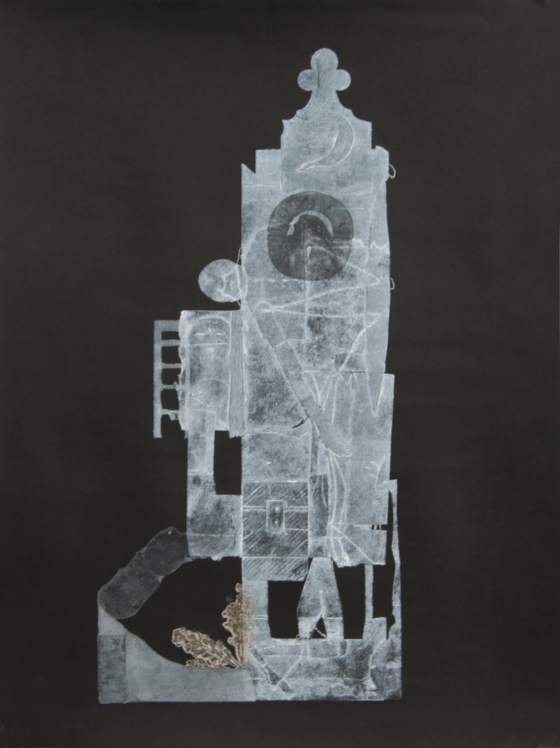 Artwork – Black Tower, 2018