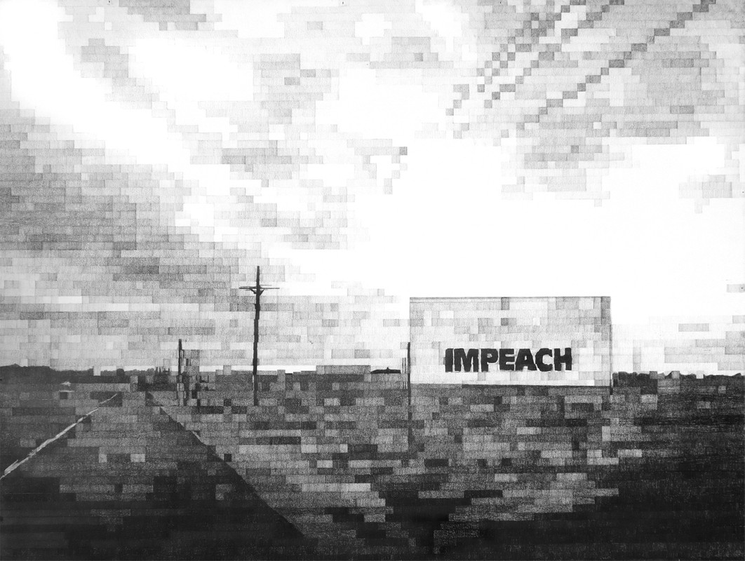 Artwork – Impeach, 2019
