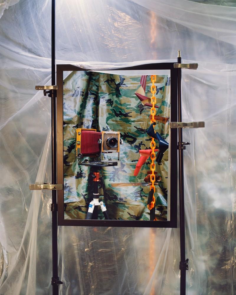 Artwork – Camille (large, framed), 2019