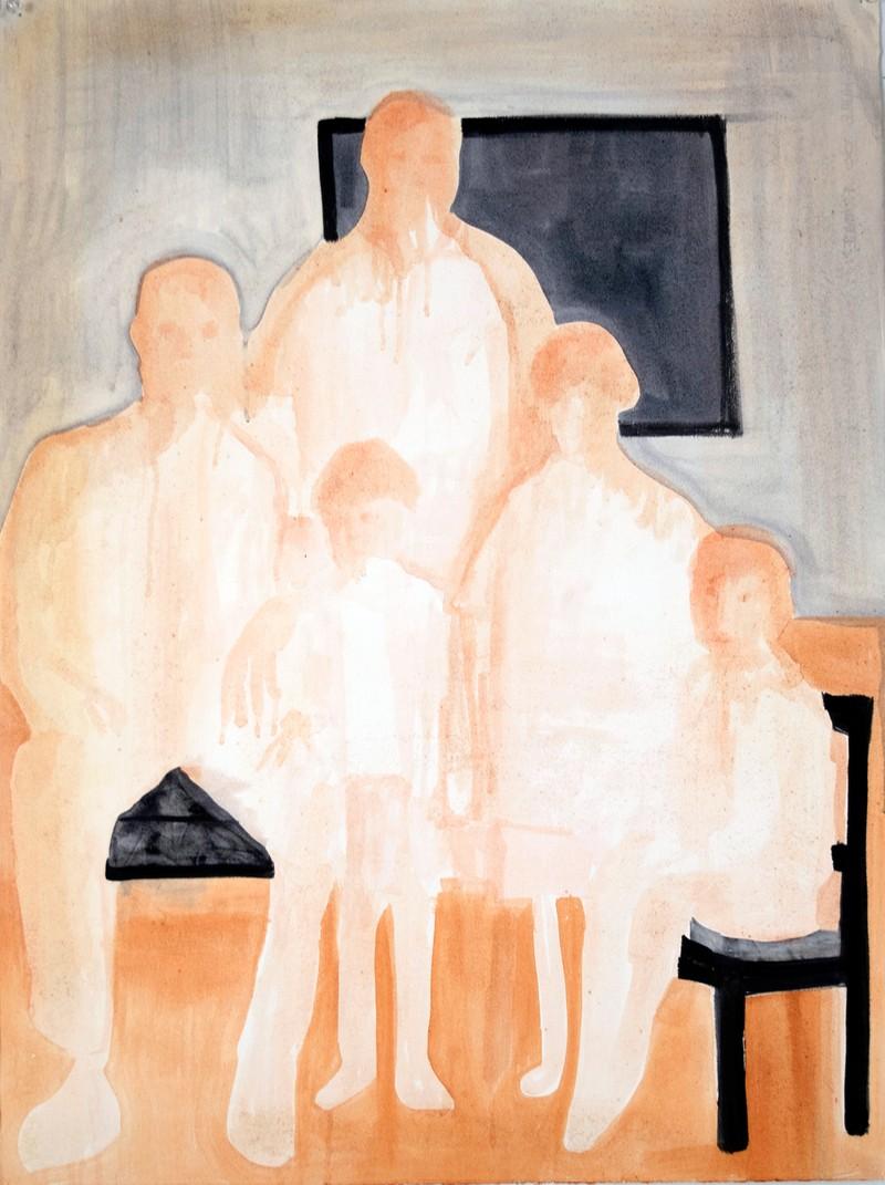 Artwork – Dissolution of Family #1, 2018
