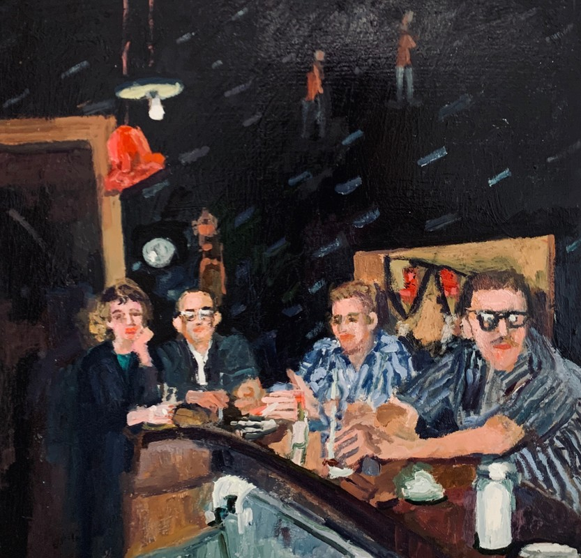 Artwork – Bar, 2018