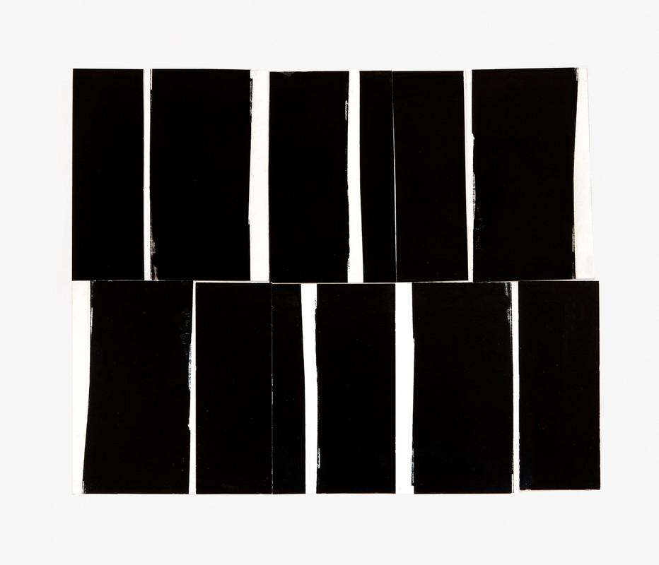 Artwork – Black Grid 20.05, 2020