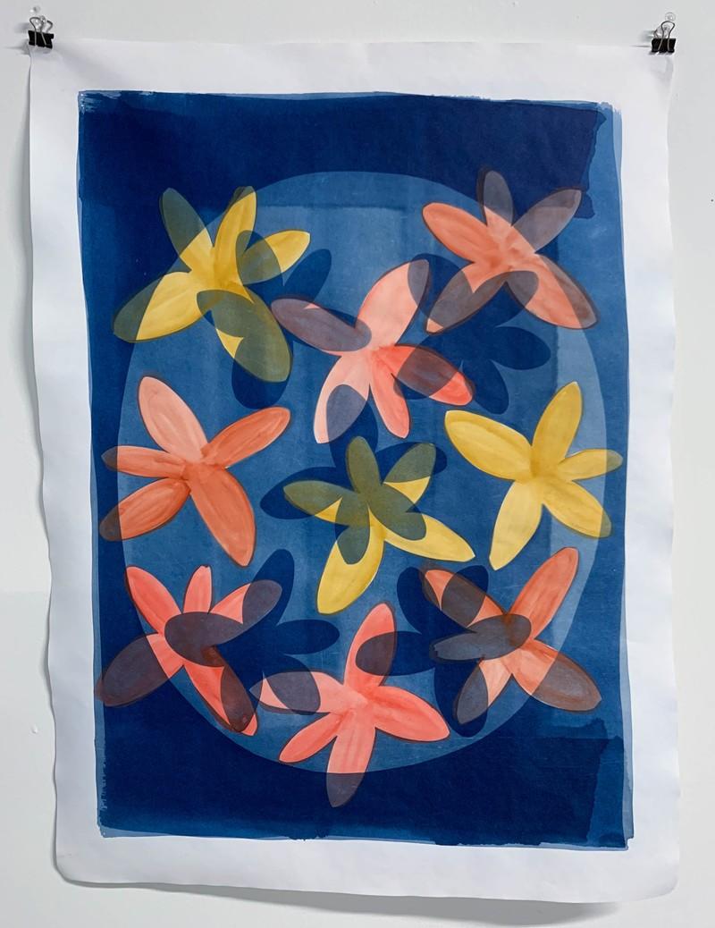 Artwork – Large Bouquet (#2), 2021