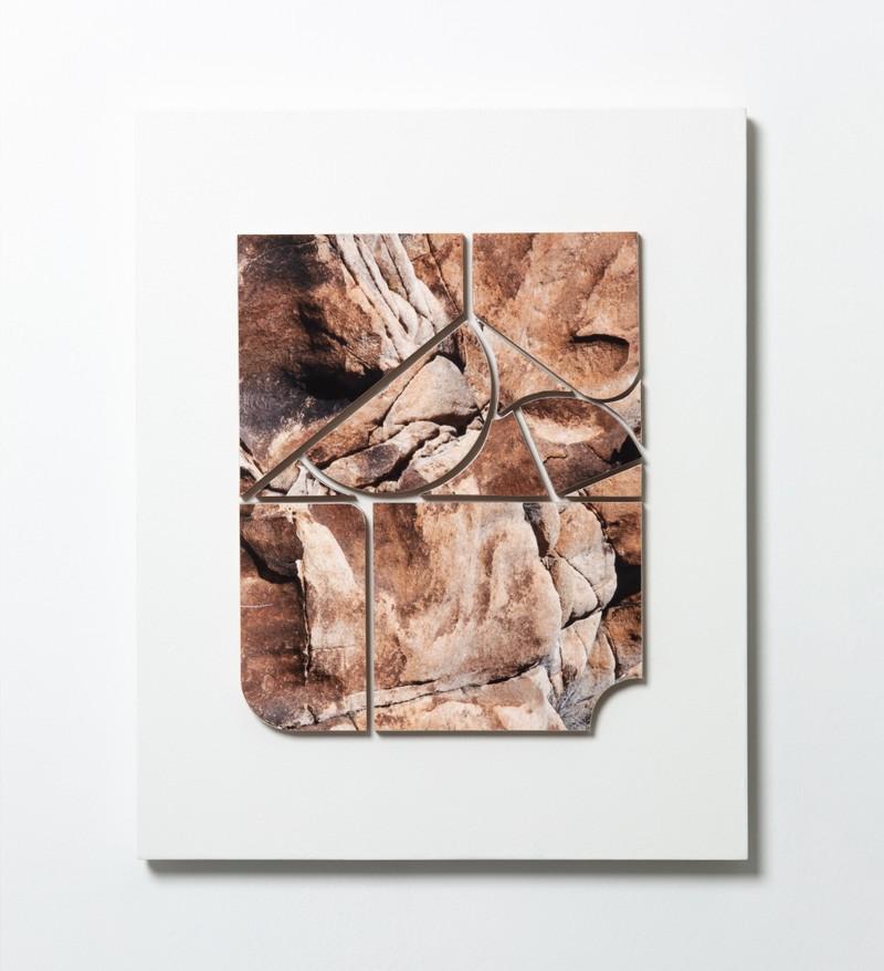 Artwork – Composition #5 (desert), 2019