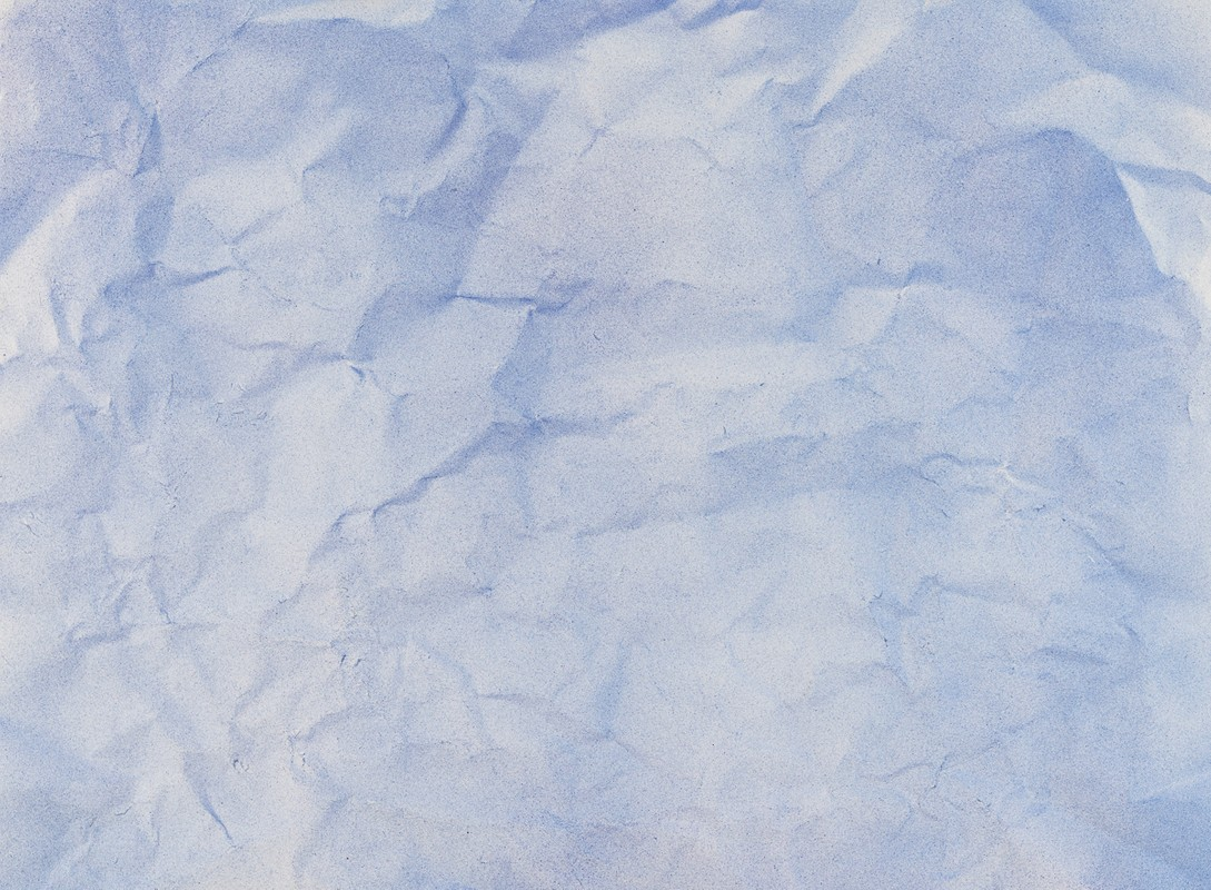 Artwork – Crumpled Drawing 1, 2020