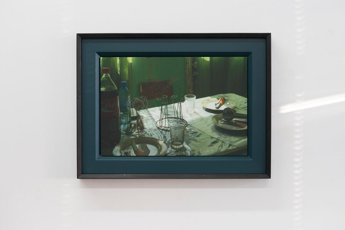 Artwork – Green Dining Room, 2018