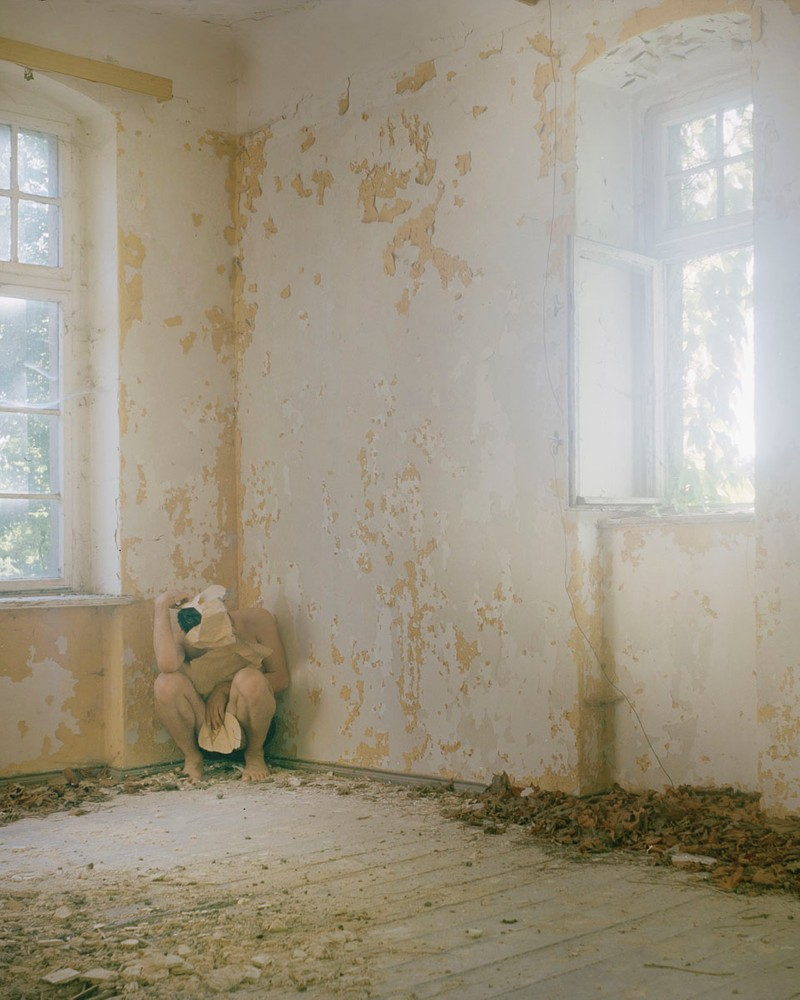 Artwork – Beelitz Heilstätten, 2013