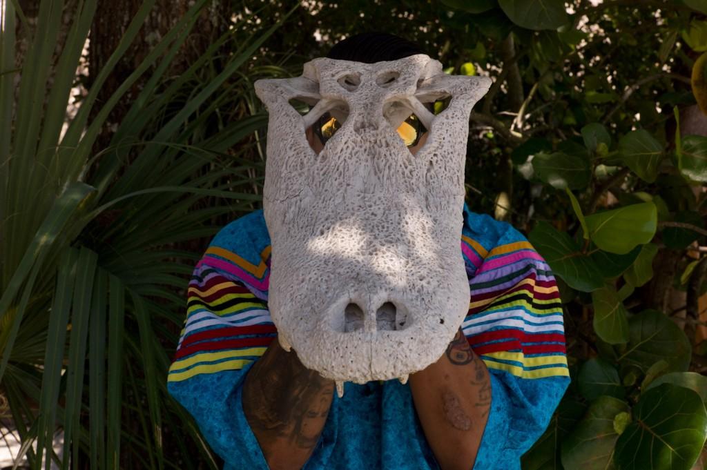 Artwork – Animal Masks 1, 2014