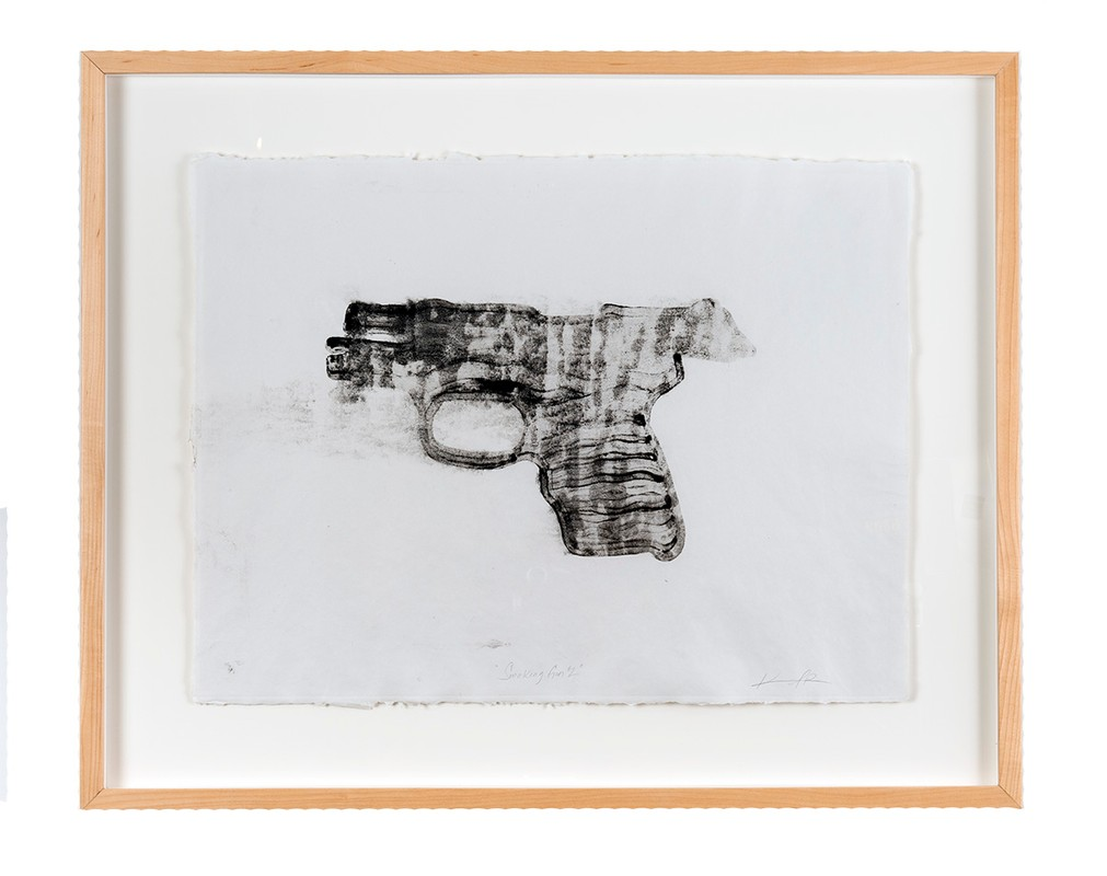 Artwork – Smoking Gun II, 2020