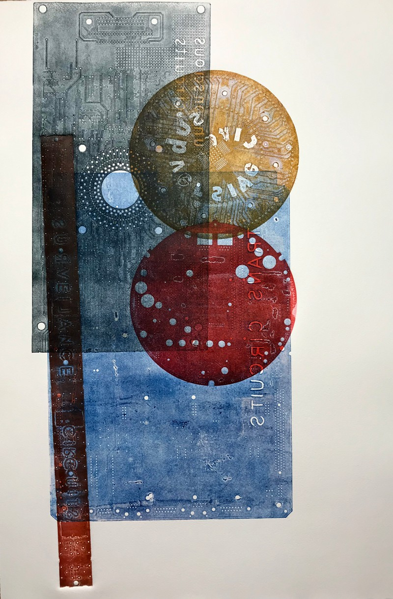 Artwork – Subversive/Trans Circuits, 2018