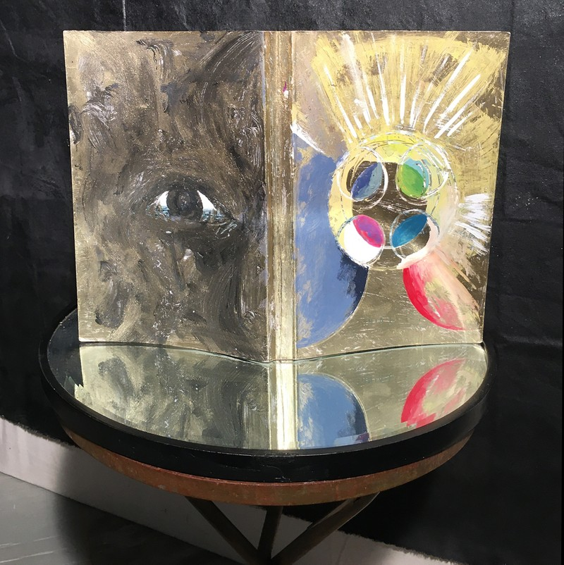 Artwork – PAULA CARLETON EVANS  :  O, Cult, 2021