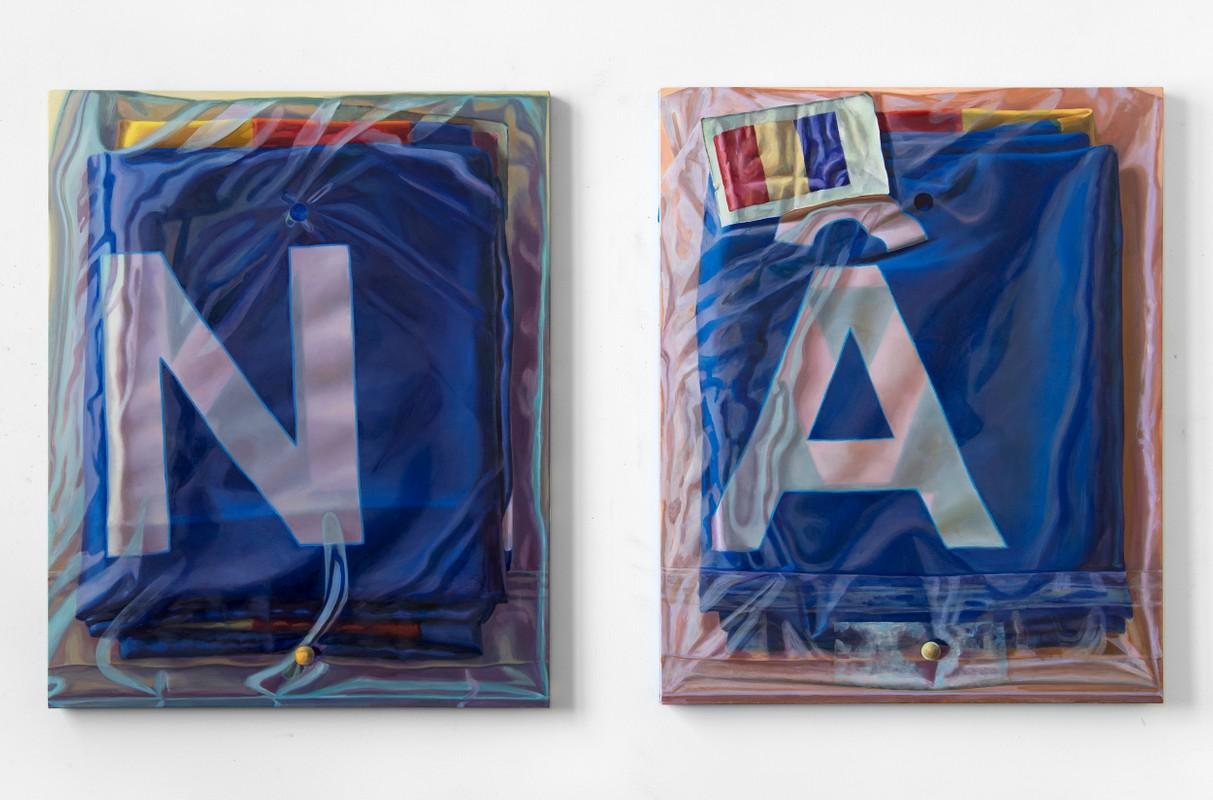 Artwork – N, Â, 2019