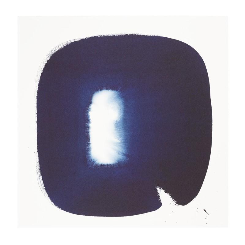 Artwork – Aperture in Deep Blue XIX, 2015