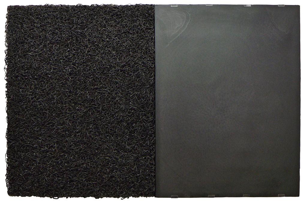 Artwork – Black-Silver 1, 2019