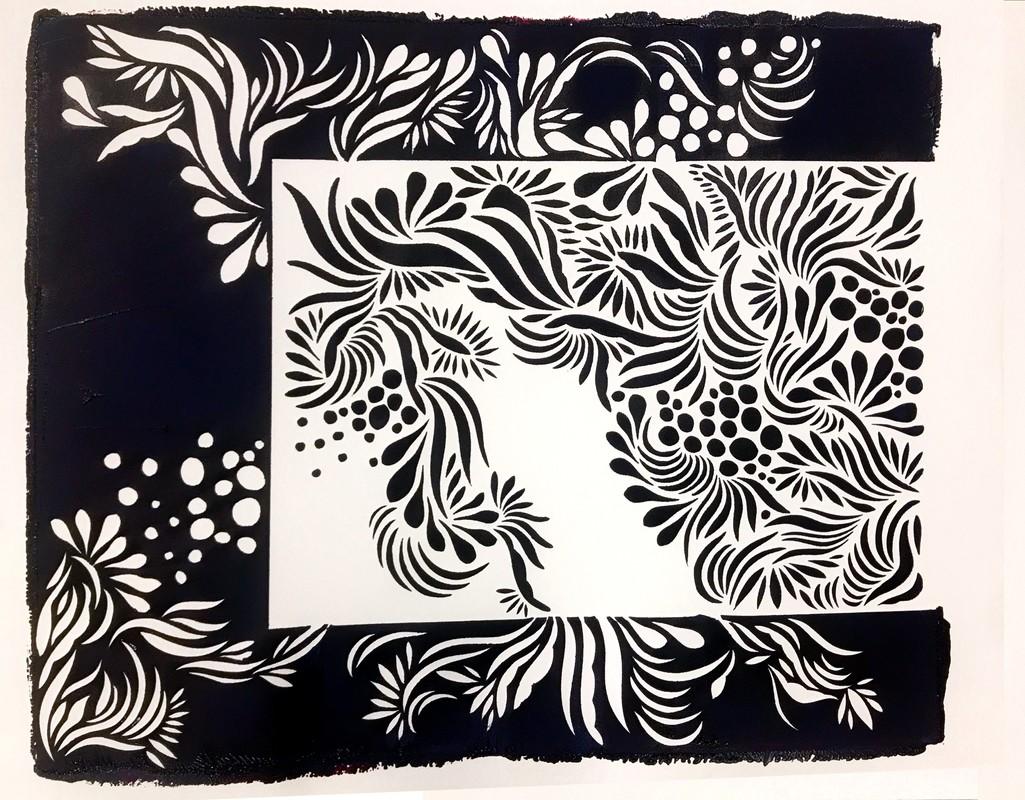 Artwork – Kari Achatz, Flora et Fauna, 2020