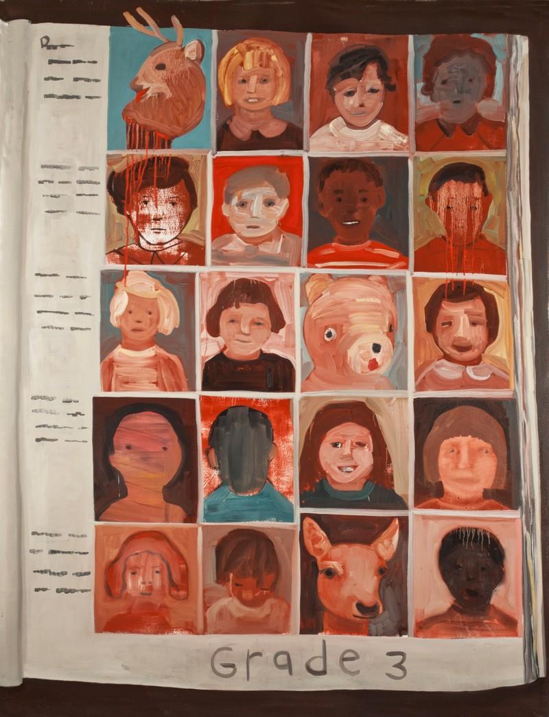 Artwork – Yearbook, 2015