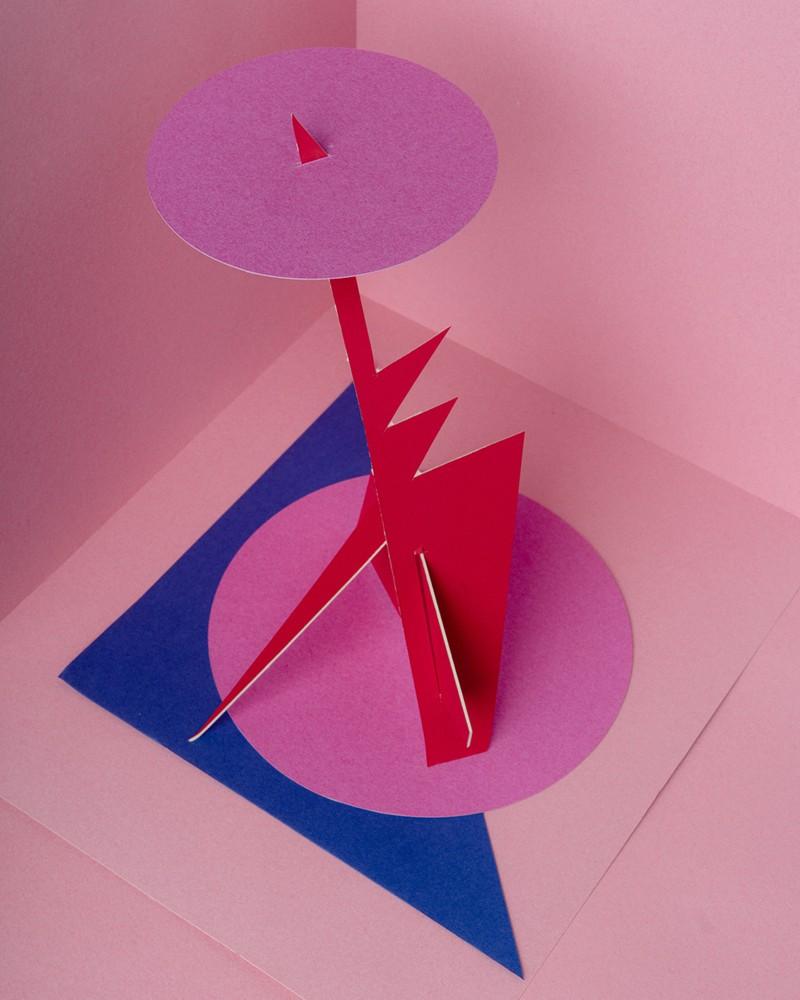 "Artwork – Paul Simon - ""Pink Sandwich"", 2020"