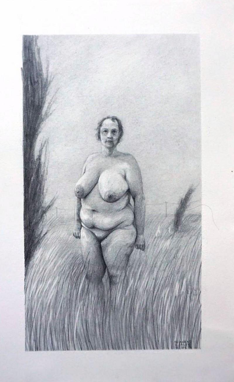 "Artwork – Frances Waite ""Years of love"", 2019"