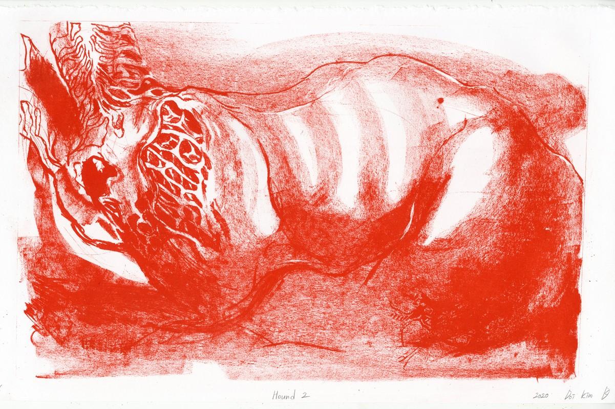 Artwork – Hound 2, 2020