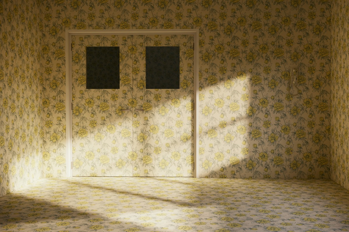 Artwork – The Yellow Wallpaper (Exit), 2019