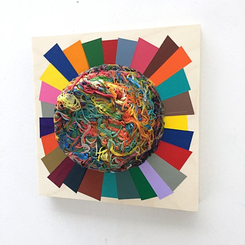 Artwork – MATERIA II, 2015