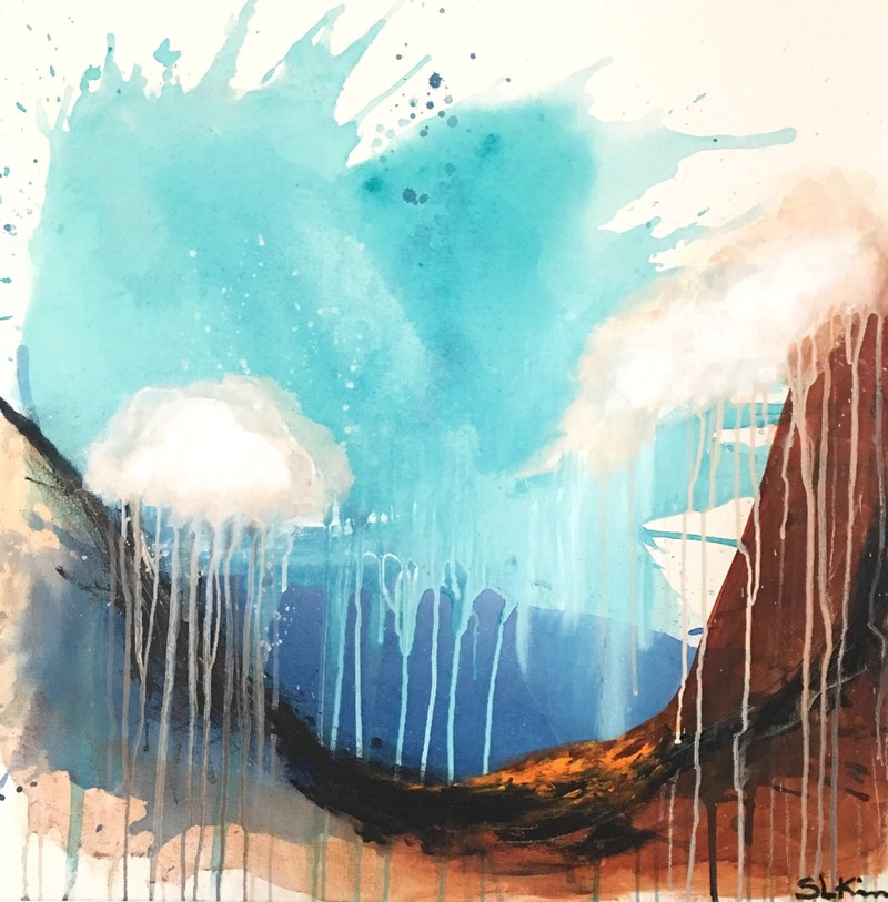 Artwork – Peaks  and Valleys, No.3, 2017