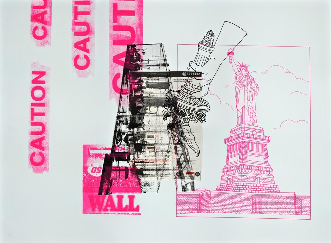 Artwork – Beretta, 2019