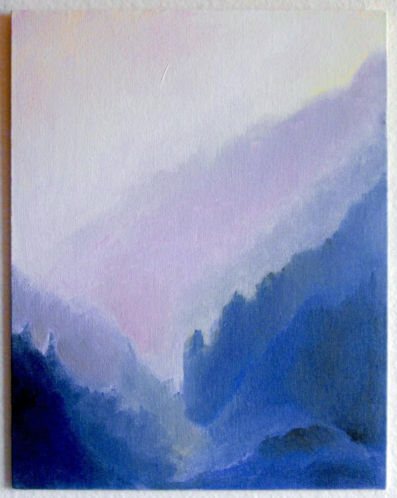 Artwork – Nature study I (Sydney Laurence), 2020