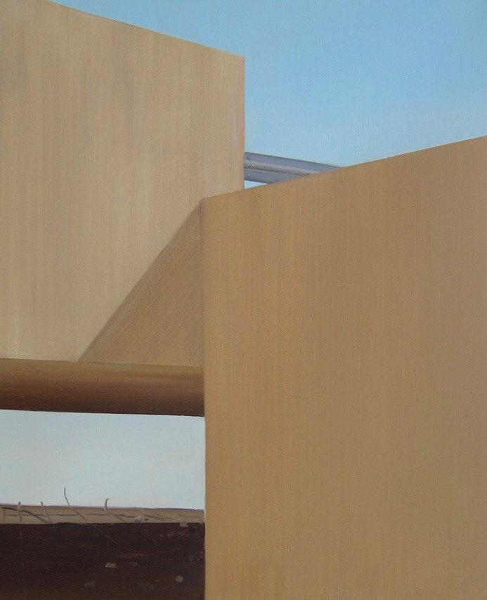 Artwork – Dead Sea Overpass, 2012