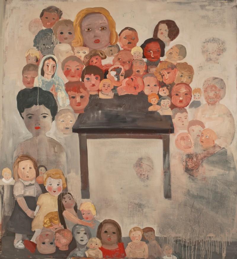 Artwork – The Survivors, 2015