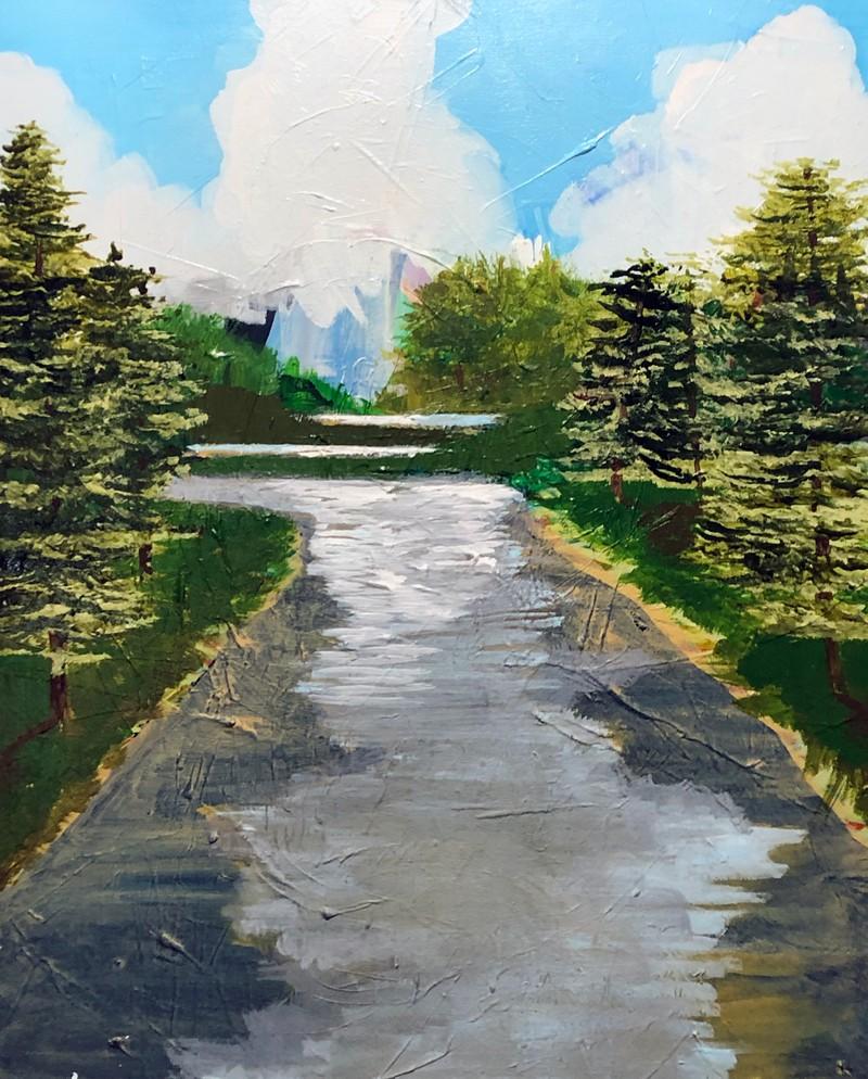 Artwork – Uncanny River, 2020