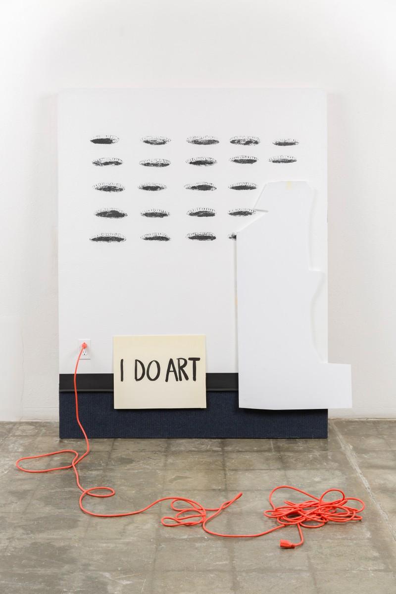 Artwork – Hello Wall, 2019