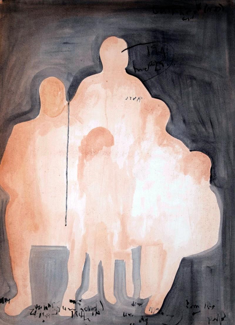 Artwork – Dissolution of Family #2, 2018