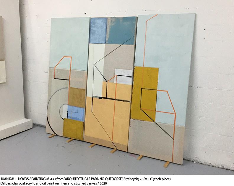 Artwork – Painting M-433, 2020